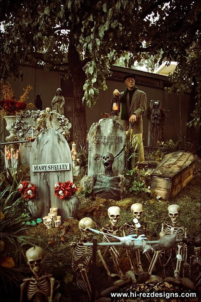 1000 images about diy cemetery on pinterest tombstone. Black Bedroom Furniture Sets. Home Design Ideas