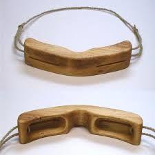inuit goggles - bone
