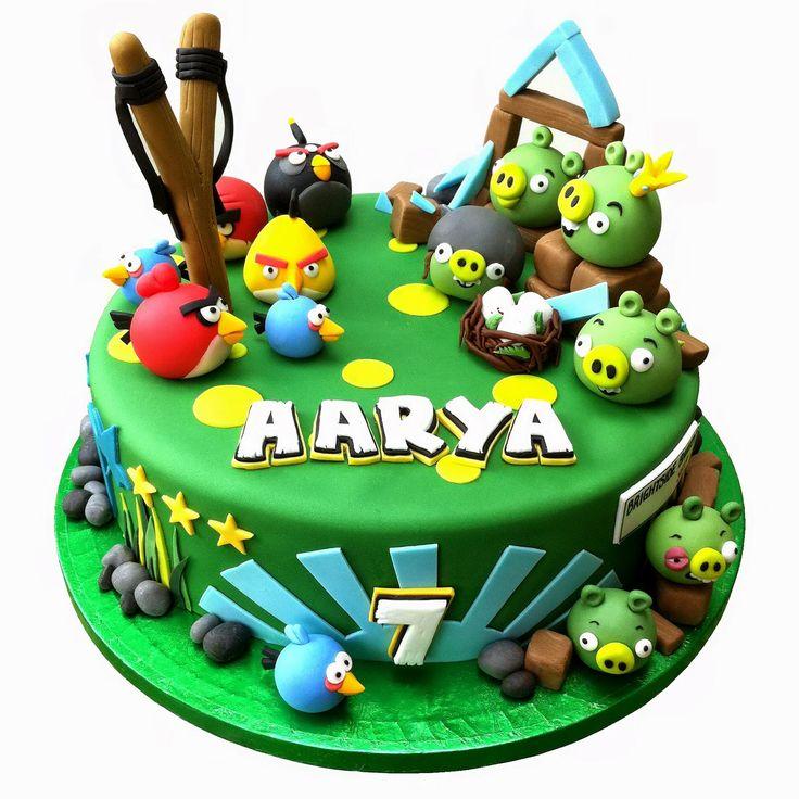 89 best lego cake images on pinterest lego cake for Angry birds cake decoration kit