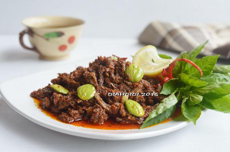 Diah Didi's Kitchen: Sambal Lado Tanak