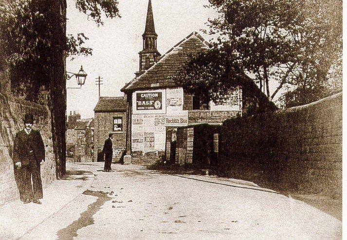 Tithe Barn St. (Chris Cudworth) Horbury