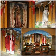 St. Francis Xavier Church in Kearns,Utah.
