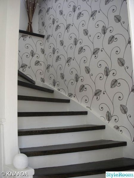 trappa efter,trapprenovering