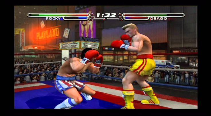 Rocky Legends - Exhibition Match