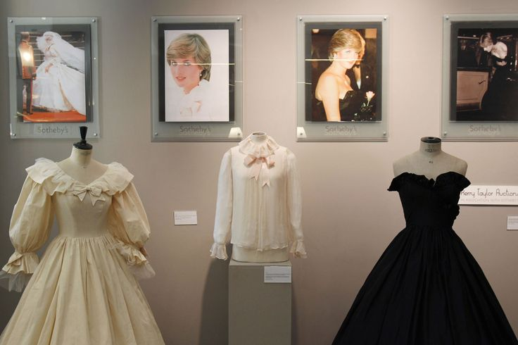 Diana: My Fashion Story celebrates the 20th anniversary of the princess' death.