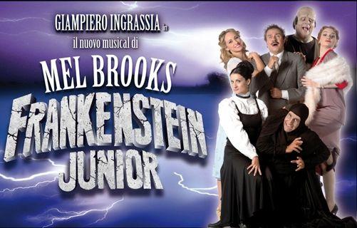 Frankenstein Junior il Musical al Teatro della Luna