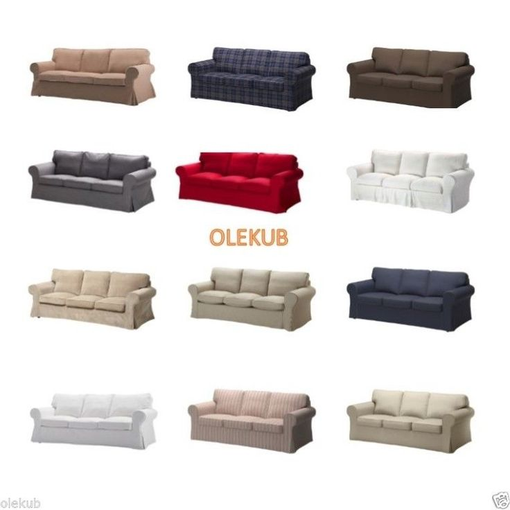 IKEA EKTORP Sofa Cover ***DIFFERENT COLORS