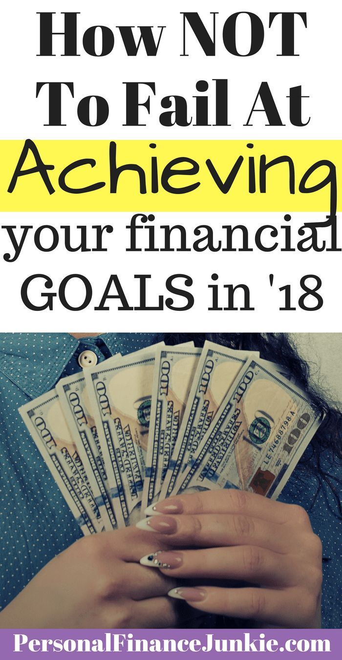 Read to learn how to accomplish your top 3 financial goals in the next 6 months. #goalsetting #lifegoals #personalfinancejunkie