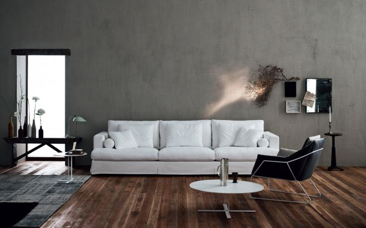 Karma design, Sergio Bicego   The Karma collection is the ultimate expression of the versatility of Saba Italia products: a sofa that fits seamlessly into both modern settings and more classical homes.