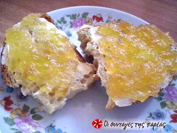 Μαρμελάδα μήλο 2 #sintagespareas #marmeladamilo