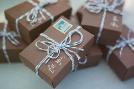 boxes with chocolates and lady godiva seal?