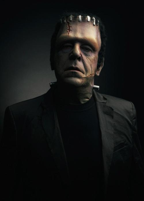 Lon Chaney, Jr. as The Frankenstein Monster