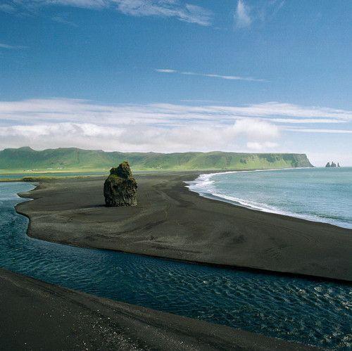 Vík, Vestur-Skaftafellssysla, Iceland