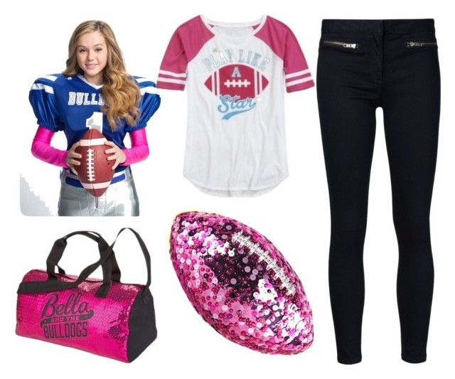 """bella ( bella and the bulldogs )"" by alexfred ❤ liked on Polyvore featuring Veronica Beard"