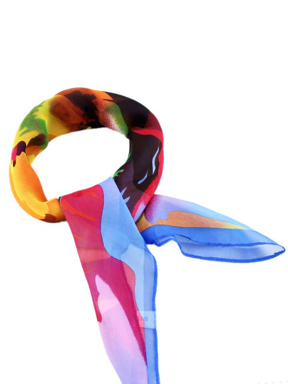 Shop Fashion Multicolor Floral Scarves online. SheIn offers Fashion Multicolor Floral Scarves & more to fit your fashionable needs.