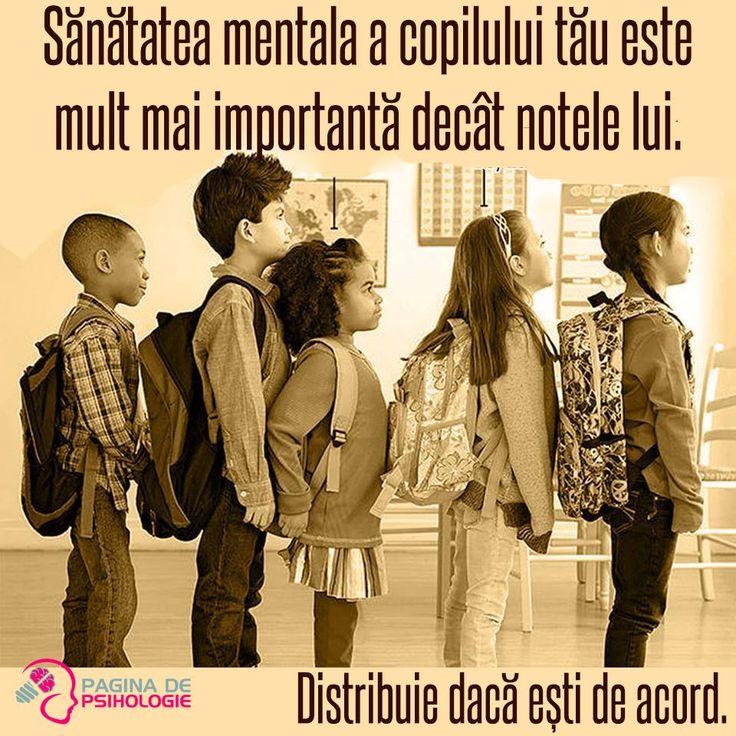 O sănătate mentală sănătoasă permite copiilor să gândească clar să fie sociabili şi să înveţe lucruri noi. http://ift.tt/1Ue3o6M