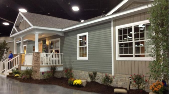11 best images about mobile home paint ideas on pinterest home clayton homes and exterior - Exterior paint for mobile homes ideas ...