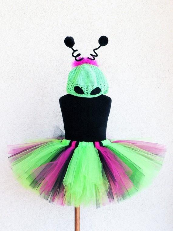 alien costume for girls reading across the universe