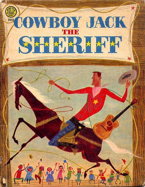 Cowboy Jack the Sheriff