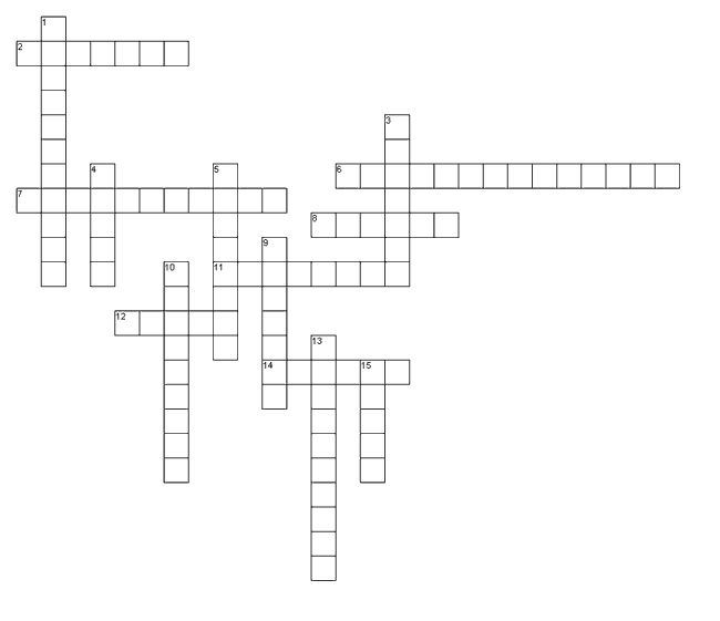 Worksheets, Crossword puzzles and Crossword on Pinterest