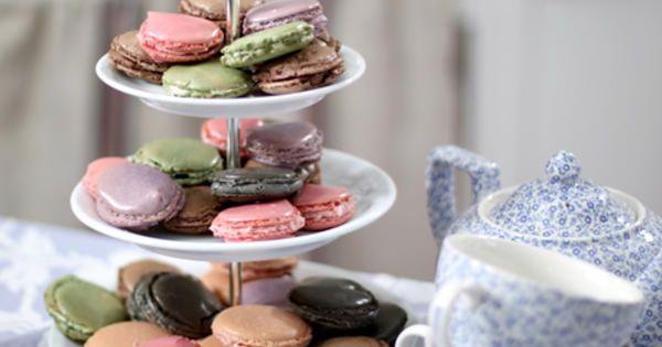 Leilas franska macarons | Recept från Köket.se