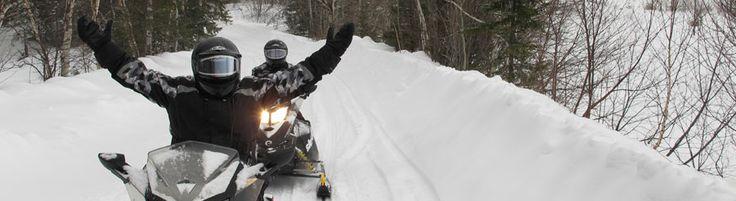 ¿TE ATREVES CON MOTOS DE NIEVE?  LA PISTE DU LOUP Nivel debutante. Fácil y accesible a todos. 5 días - 4 noches, 3 días de moto de nieve (350 km).  Precio desde 1.110 €  12 salidas garantizadas en 2014  Más info en: http://motoviaje.es/tours/rutas/cast/loup.html