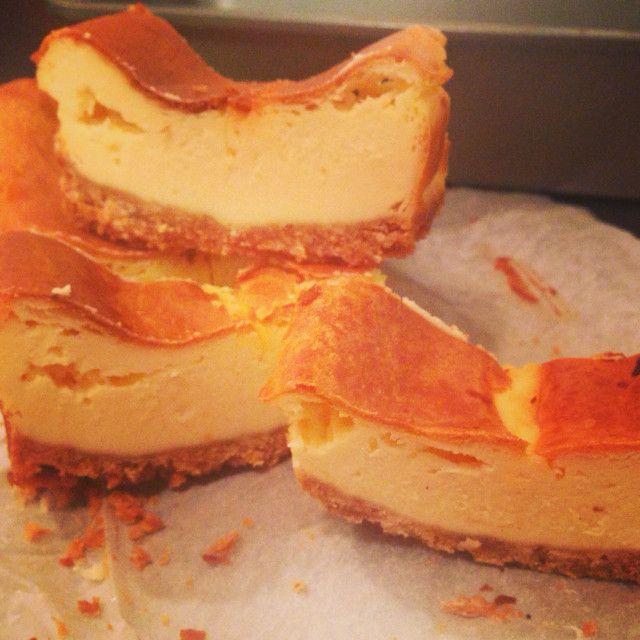 簡単*濃厚ベイクドチーズケーキ