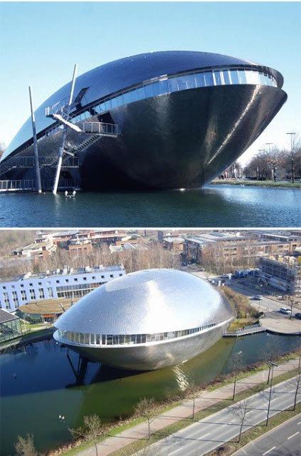 Universum Science Center, Bremen, Germany.