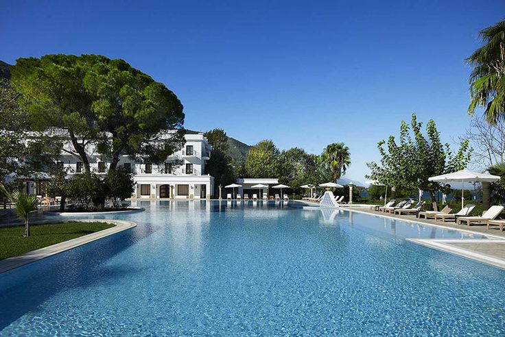 3-7nts 4-5* All Inclusive Greece spa with Flights - 6 Destinations!