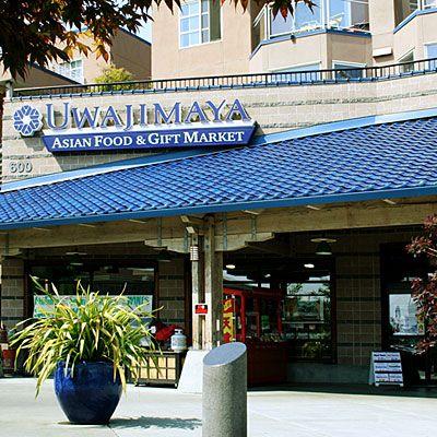 WASHINGTON & OREGON~ Uwajimaya Asian Food & Gift Market. Renton,Bellevue,Seattle and Beaverton