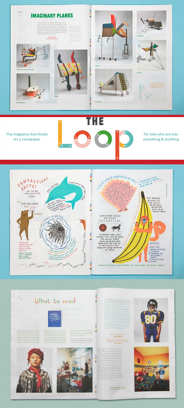 THE LOOP MAGAZINE //petitapetitandfamily.com