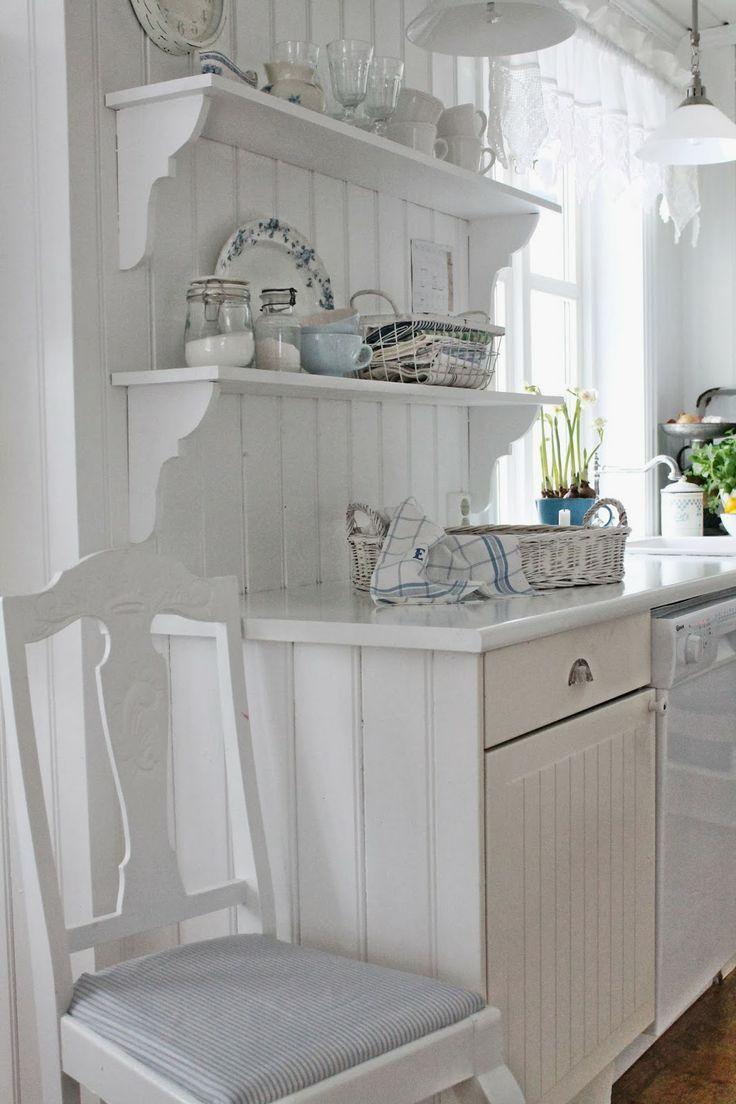 Meer dan 1000 ideeën over Witte Boerderij Keukens op Pinterest ...