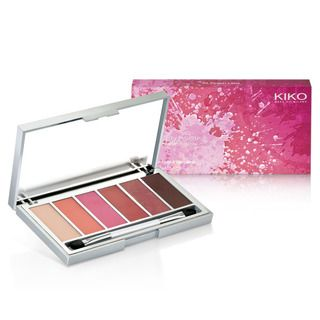 Colour Party Palette Wet and Dry Eyeshadow: Lidschattenpalette - KIKO MAKE UP MILANO