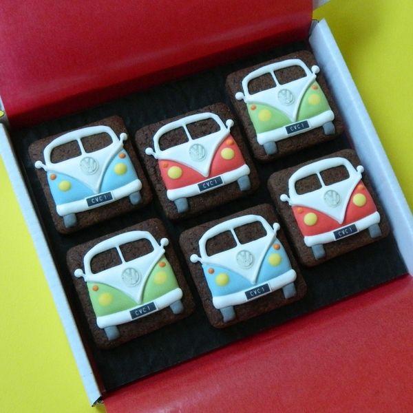 Little Splitties Cookie Card