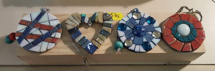 Decoration - glass mosaic