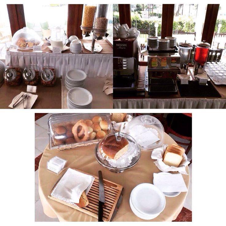 Our breakfast || Offering a genuine Greek Breakfast - Ελληνικό Πρωινό.  More: http://goo.gl/R16whR #koshotel #kosisland #greekbreakfast #kosisland #kostown #bestbreakfast #summer2016 #holidays