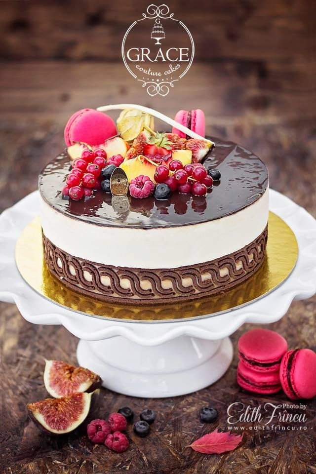 Grace Couture Cakes - Signature cake Bucharest, Romania
