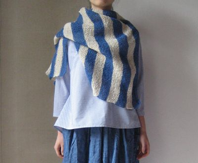 mml3.l30.sng hand-knitted opened boatneck sweater