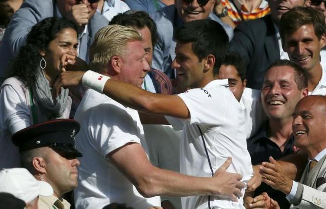 Novak Djokovic, squadra che vince non si cambia: ´Non vedo l´ora di ricominciare ad allenarmi con Becker´
