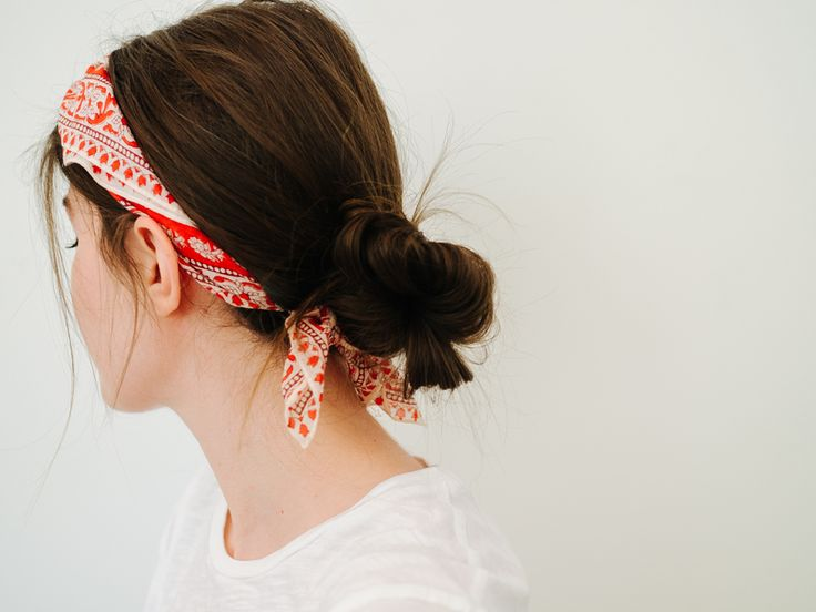 Bandana Hair Style: Best 25+ Bandana Hairstyles Ideas On Pinterest