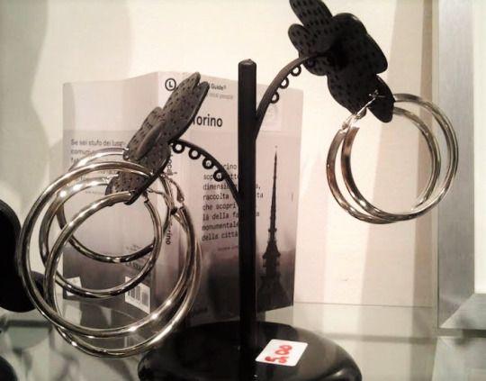 Neo.chiC nuovi arrivi orecchini in metallo