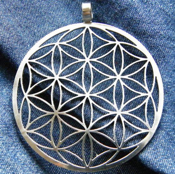 7 best sacred geometry pendants images on pinterest stainless david starfires ascend sacred geometry merkaba flower of life pendant aloadofball Gallery