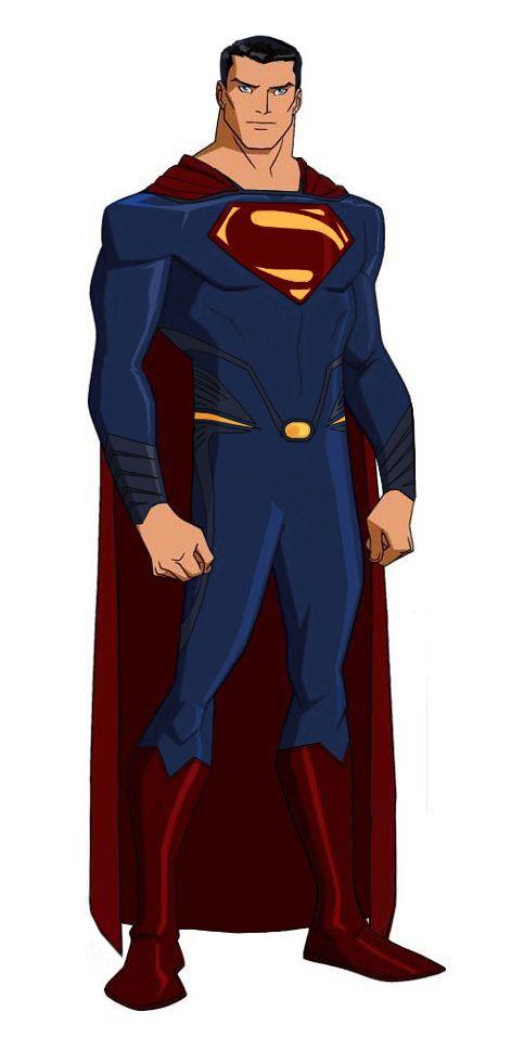 Man of Steel: Superman by tumatae.deviantart.com