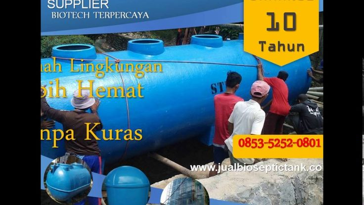 Harga Biotech Septic Tank Bandung | Septic Tank Biotech Harga | 0853-525...