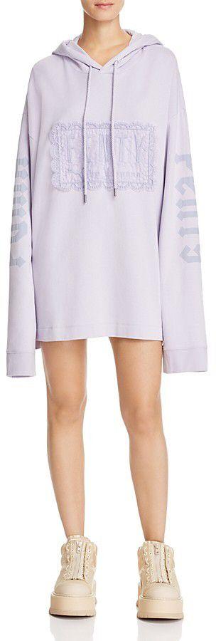 FENTY Puma x Rihanna Lace-Up Hooded Sweatshirt