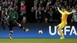 Celtic - Juventus 0-3 | Alessandro Matri superó a Fraser Forster para hacer el primero en el min. 3 [12.02.13]