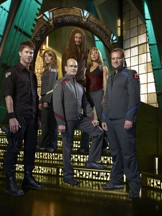 Stargate Atlantis... finished before its time.