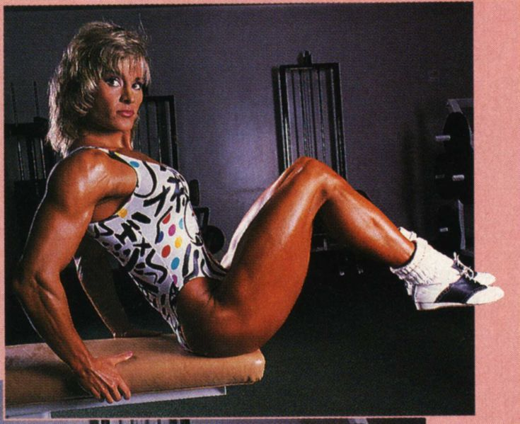 Female bodybuilder cory-4204