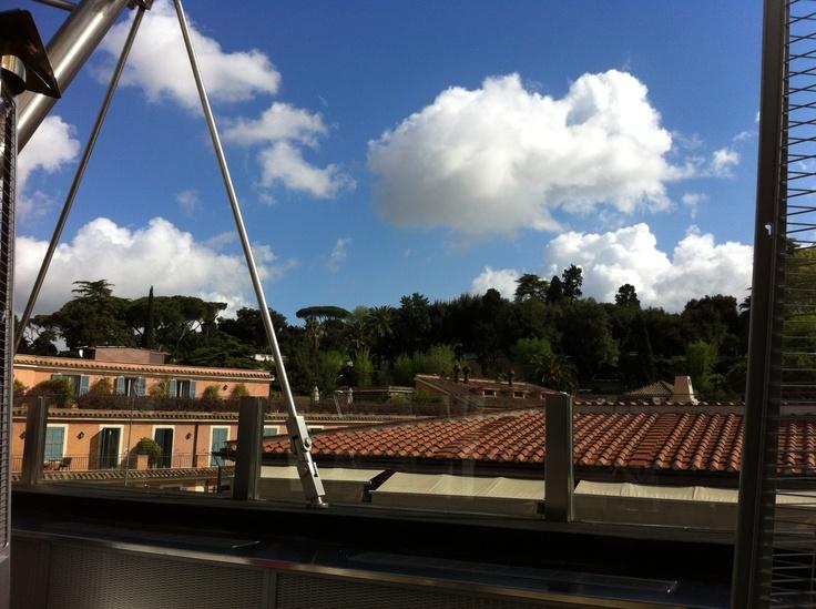 I tetti di Roma 2