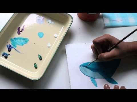 ▶ How to Use Gouache: Basics - YouTube